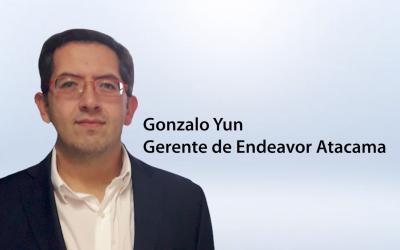Entrevista Gonzalo Yun, gerente de Endeavor Atacama