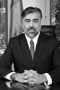 Giovanni Calderón, Director Ejecutivo Agencia de Sustentabilidad y Cambio Climático Corfo