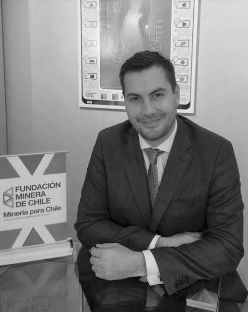 Francisco Javier Lecaros - Presidente de la Fundación Minera de Chile