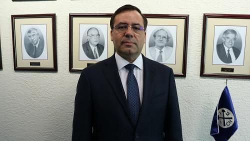 Juan Pablo González, presidente del Instituto de Ingeniero de Minas de Chile