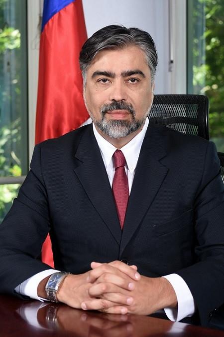 Giovanni Calderón Bassi - Director Ejecutivo Agencia de Sustentabilidad y Cambio Climático
