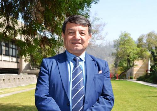 Manuel Viera – presidente Cámara Minera de Chile