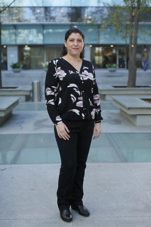 Viviana Meruane, directora de Programa de Innovación en Manufactura Avanzada (IMA+)