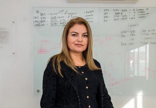 Jenny Rojas - presidenta Nodo Norte Antofagasta Cámara Minera de Chile