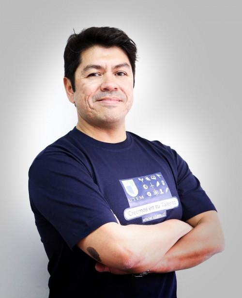 Sebastián Tolvett - Académico UTEM y Miembro de IMA+