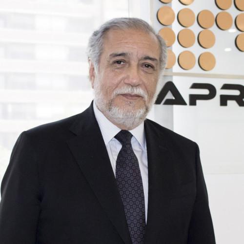 Sergio Hernández, director ejecutivo APRIMIN