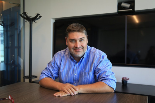 Francisco Rojas, líder de Applied Intelligence de Accenture Chile