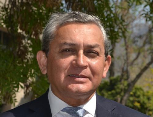 Patricio Cartagena - secretario general Cámara Minera de Chile