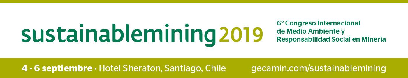 Sustainable Mining 2019