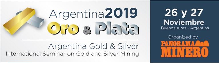 Seminario Internacional Argentina Oro y Plata 2019