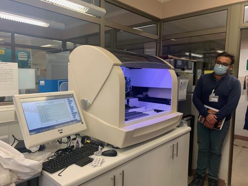 Minera Candelaria concretó adquisición de equipos médicos para Servicio de Salud Atacama