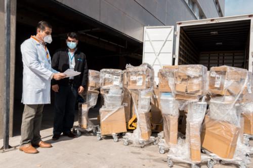 Glencore entrega equipos por más de US$550 mil a Hospital Regional de Antofagasta
