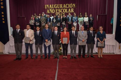 AIA destaca obtención de sello de calidad CCM en Colegio Don Bosco Antofagasta
