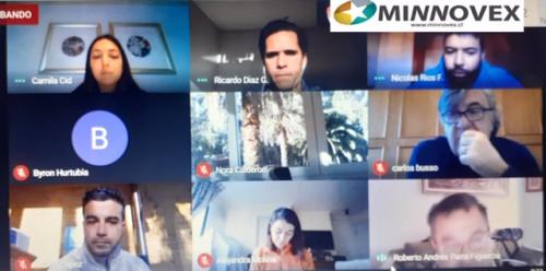 Minnovex realiza 6ta Jornada de Networking online
