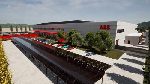 ABB abre en Italia nueva fábrica de cargadores de vehículos eléctricos para satisfacer demanda mundial