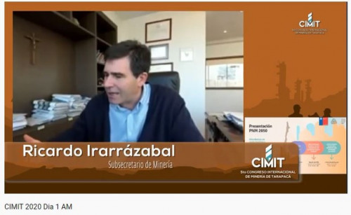 Con Alta convocatoria se realizó exitosa primera jornada del CIMIT 2020