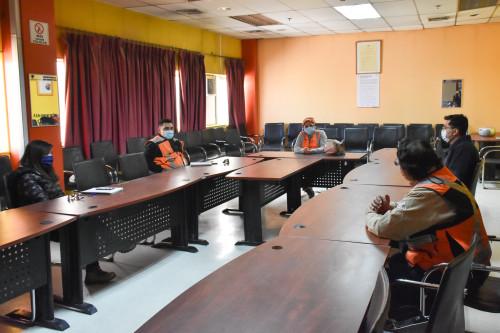 Chuquicamata implementó talleres de contención emocional y autoayuda para sus trabajadores