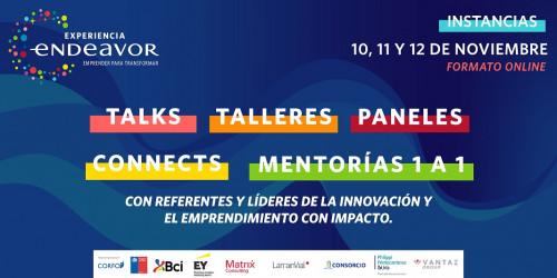 """Evento gratuito reunirá a reconocidos emprendedores """"Scale-Up"""" que están transformando el mundo para inspirar y conectar al ecosistema local"""