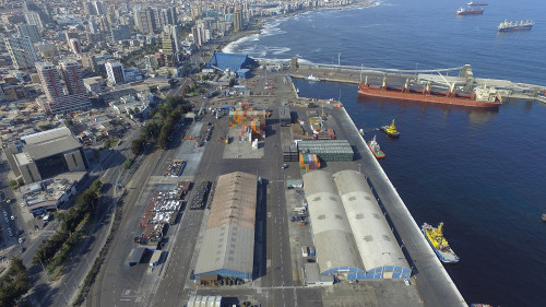 Proyecto de Concesión de Frente N°1 de Puerto Antofagasta ampliará la oferta portuaria de la región