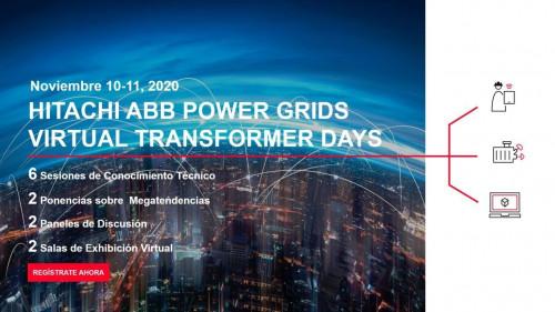 Hitachi ABB Power Grids presentará últimas innovaciones en transformadores