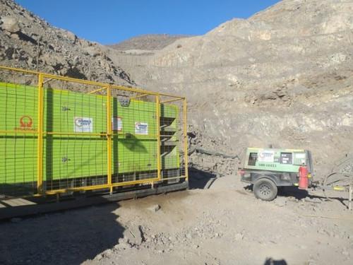 Simmarent suma el arriendo de un nuevo generador a proyecto en la IV región