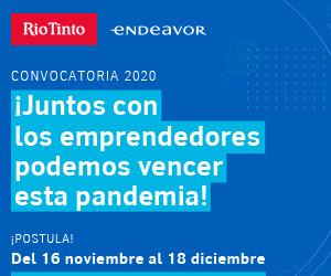Endeavor y Rio Tinto apoyan innovadoras soluciones para combatir el Covid-19 dentro de la industria minera