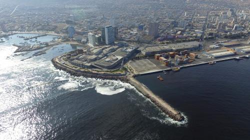 Empresa Portuaria Antofagasta recibe Certificación Huella Chile del Ministerio del Medioambiente
