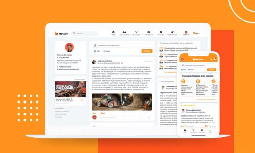 Presentan Netmin, la primera y única red social de tecnología minera