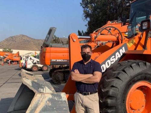 Doosan Bobcat Chile potencia su flota de arriendo