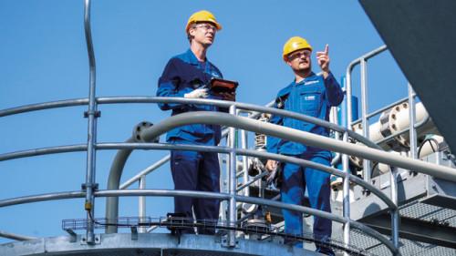BASF y Siemens Energy cooperarán en gestión del carbono