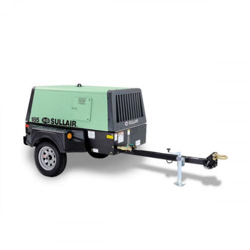 Simma destaca ventajas de operar con la línea de compresores portátiles Sullair