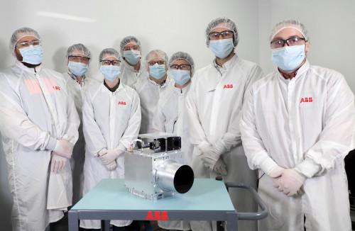 Sensor ABB sube a bordo de cohete SpaceX para detectar emisiones de gases de efecto invernadero