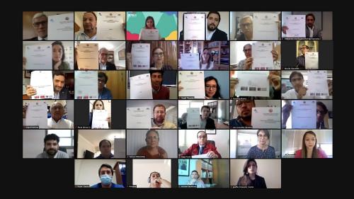 16 empresas de la Región de Antofagasta firmaron su compromiso con el Programa Construyendo Valor Compartido de la AIA