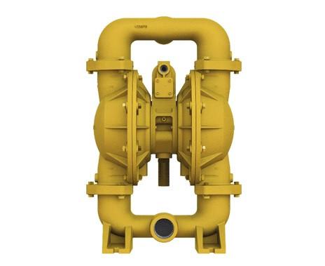 Simma: Innovación y alta calidad en línea de Bombas Neumáticas Doble Diafragma Versamatic para la industria nacional
