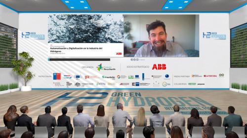 ABB en Chile presentó avances en automatización y digitalización para la industria del hidrógeno verde