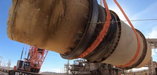 Simma ofrece calidad y eficiencia en eslingas de poliéster y plasma para la gran minería del país
