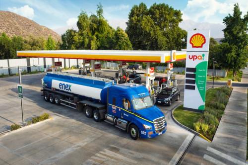 Enex recibe premio Procalidad por la calidad de servicio en sus estaciones Shell