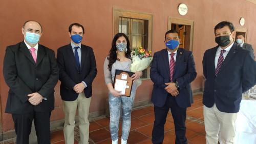 Trabajadoras de Minera Candelaria recibieron reconocimientos de Sernageomin y la Mesa Mujer y Minería de Atacama