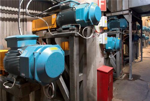 ABB moderniza máquina de papel suiza como modelo para la eficiencia energética