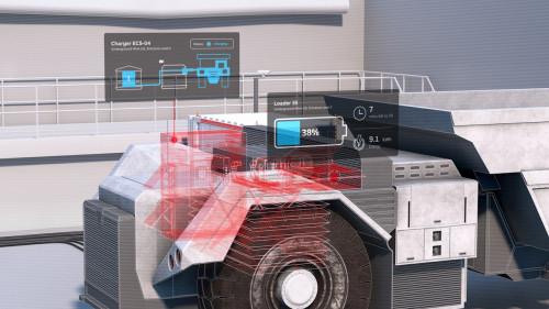 ABB presenta el revolucionario ABB Ability™ eMine para acelerar la transición a minas totalmente eléctricas