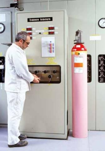 La clave en el desarrollo de nuevos gases para la industria metalmecánica