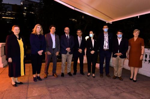 Polpaico BSA es la primera empresa cementera en Chile en adherir a la campaña Global Race to Zero