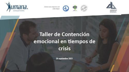 Contención emocional en tiempos de crisis: AIA organizó charla motivacional para docentes del Colegio Don Bosco de Calama