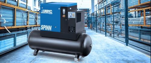 Simma negoció exitosamente dos compresores Spinn marca ABAC con una destacada empresa acuícola
