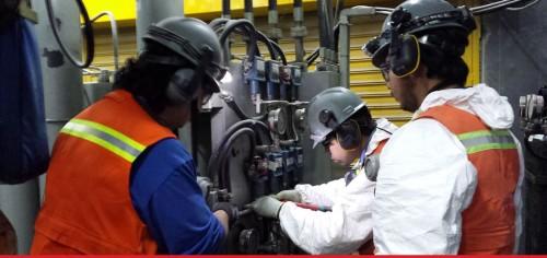 HighService Service destaca cero accidentes con tiempo perdido en 20 años en Minera Los Pelambres