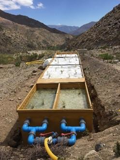Nueva tecnología para el tratamiento de drenaje ácido de roca (DAR)