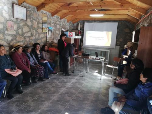 Distrito Norte de Codelco apoya la implementación de termosolares en beneficio de la Asociación de Mujeres de Toconce