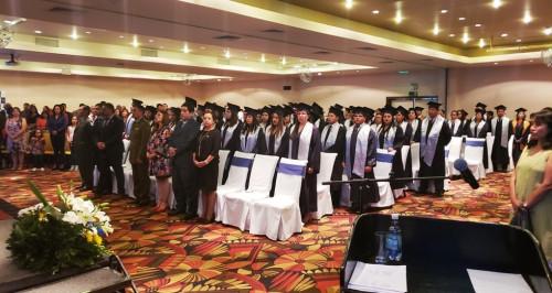 100 nuevos profesionales se titularon en UNAP Calama