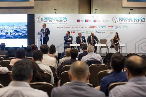 Principales conclusiones de la 2da Conferencia y Exposición Internacional de Inversión Desalinización América Latina 2020