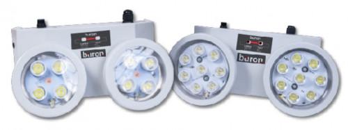 BURON presenta la iluminación de emergencia LED Litio IP54